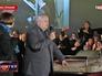 Бывший президент СССР Михаил Горбачев в Германии