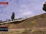 Оползень в Крыму