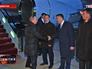Владимир Путин прибыл во Владивосток