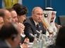 Владимир Путин во время саммита G20