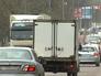 Грузовики на улицах Москвы