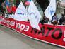 Антинатовский митинг в Молдавии