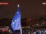 Уличные протесты в Венгрии