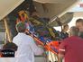Эвакуация заболевшего туриста из Челябинска