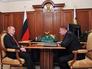 Владимир Путин встретился с председателем совета директоров компании «Трансмашхолдинг» Андреем Бокаревым