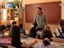 Украинские школьники на уроке