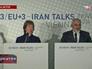 """Переговоры """"шестерки"""" и Ирана"""