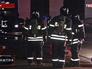 Пожарные на месте ЧП