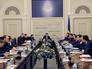 Заседание подготовительной депутатской группы Верховной Рады Украины