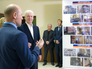 Осмотр нового здания Бабушкинского районного суда