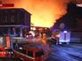 Пожар в Москве