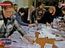 Подсчет голосов на выборах в Молдавии