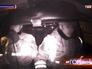 Полицейские преследуют нарушителя