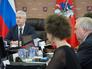 Сергей Собянин на заседании президиума столичного правительства