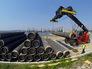 Трубы для подводного газопровода