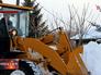 Сильный снегопад в Хабаровском крае