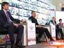 Пресс-конференция в министерстве образования