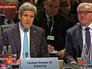 Госсекретарь США Джон Керри и глава МИД Германии Франк-Вальтер Штайнмайер