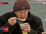 Волонтеры кормят беженцев с востока Украины