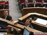 Скандал в Украинской Раде