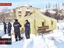 Полевая кухня на одной из улиц Луганска