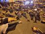 Акции протеста в Нью-Йорке