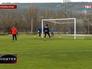 Тренировка футболистов в Крыму
