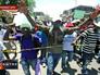 Митинг в республике Гаити