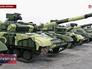 Новая военная техника для украинской армии
