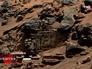 Снимок марсианской поверхности