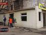 Место взрыва в Одессе