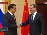 Дитрий Медведев прибыл в Казахстан