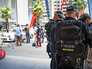 Полиция Сиднея на месте захвата заложников