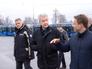 """Сергей Собянин в парке """"Мосгортранса"""" принял 250 новых автобусов"""