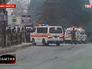 Машины скорой помощи на месте теракта в Пакестане