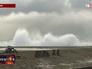 Ураган в Японии