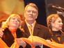 Виктор Ющенко с супругой Екатериной Ющенко и Юлией Тимошенко