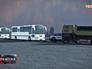 Инфографика ДТП машины ДПС с грузовиком