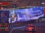 Грузовик с главной Новогодней елкой страны на Красной площади