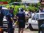 Полиция на месте ЧП в Австралии