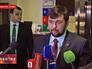 """Сопредседатель Народного фронта """"Новороссия"""" Денис Пушилин"""