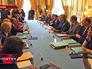 Заседание по ужесточению мер безопасности во Франции