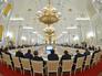 Cовместное заседание Государственного совета РФ и Совета при президенте РФ по культуре и искусству в Кремле