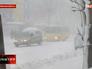 Морозная погода на Сахалине