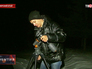 Житель Дальнего Востока наблюдает за кометой Лавджоя