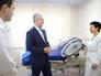 Сегрей Собянин осмотрел новое родильного отделения больницы
