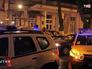 Украинская милиция на месте ЧП