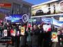 Акция протеста в Грозном
