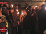 Акция протеста в Дании
