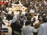 Драка в парламенте Непала
